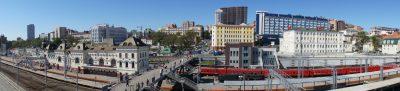 Фото панорамы Владивостока